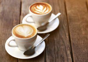 Coffee shop coffee at Loveland Station!