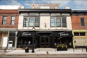 Tano's Bistro Re-Opening